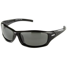 UVEX Sportstyle 211 Pola - Gafas ciclismo - negro